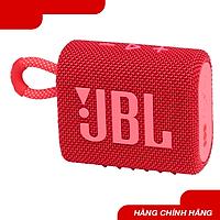 Loa di động JBL Go 3 - Hàng Chính Hãng
