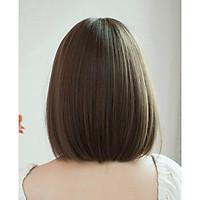[ TẶNG KÈM LƯỚI VÀ LƯỢC ] Tóc giả nữ nguyên đầu cup ngắn. Tóc giả, tóc ngắn, tóc giả có da đầu, tóc vic