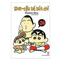 Shin - Cậu Bé Bút Chì Tập 24 (Tái Bản 2019)