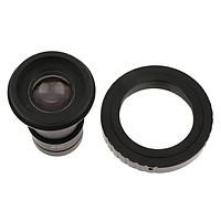Kính Hiển Vi Adapter dành cho MÁY ẢNH DSLR Canon SLR W 9.6X + Tặng 30mm Stereo Phạm Vi Tay