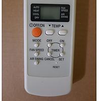 Điều khiển điều hòa  dành cho Panasonic- Hàng tốt các dòng CU/CS- 9000BTU 12000BTU 18000BTU 1 chiều 2 chiều Inverter