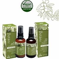 Combo Gel rửa mặt và sữa dưỡng dành cho da dầu