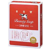 Combo 5 Bánh Xà Bông Cow Beauty Soap Nhật Bản 100g - An Toàn Với Cả Trẻ Nhỏ, Da Nhạy Cảm