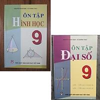 Combo Ôn tập Toán 9 - Đại số + Hình học