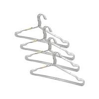 Combo 40 móc nhôm treo quần áo chắc chắn, tiện lợi, đa năng và cao cấp tiết kiệm không gian