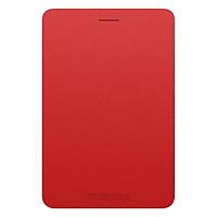 Ổ Cứng Di Động 3.0 Toshiba Canvio Alumy 2TB - Hàng Chính Hãng