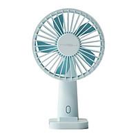 Quạt Thông Minh Mipow Flip Adjust Mini Fan (Màu xanh) - HÀNG CHÍNH HÃNG