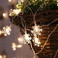 Dây đèn led trang trí mẫu hình hoa tuyết GV-ML3