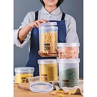Combo 3 Hộp Đựng Thực Phẩm Cao Cấp SPEVI Nhật Bản - Có Thể Đựng Thức Ăn Hoặc Đựng Sữa Cho Em Bé,  Dùng Được Với Lò Vi Sóng - Hàng Chính Hãng