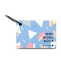 Thẻ Từ Vựng Mini (64*45Mm) - Morning Glory 81699 - Mẫu 3