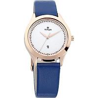 Đồng hồ đeo tay hiệu Titan 2570WL02
