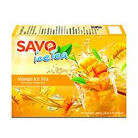 Trà SAVO Ice Tea Xoài ( Mango Ice Tea) - Hộp 16 gói x 15gr