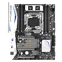 Jingsha X99-E8I Gaming Motherboard with 8 DDR4 Memory Slots 6 SATA3.0 Ports Support Intel Xeon E5 LGA2011-3 V3/V4 Series