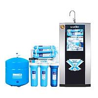 Máy lọc nước thường Karofi 9 cấp, tủ IQ có đèn UV - KT90IQ - Hàng Chính Hãng