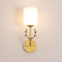 Đèn tường NATHALIA trang trí nội thất hiện đại - kém bóng LED chuyên dụng