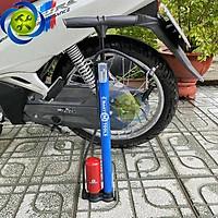 Bơm hơi bằng tay C-Mart L0005-38 ống xanh