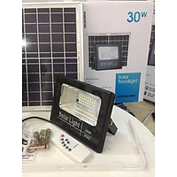 Đèn LED Pha Năng Lượng Mặt Trời 30 W Aluminum