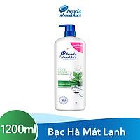 Dầu Gội Head & Shoulders Bạc Hà Mát Lạnh (1200ml)