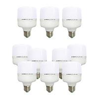 10 Bóng đèn Led trụ 12w tiết kiệm điện sáng trắng-vàng nắng Posson LC-N12-12G