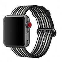Dây đeo Rainbow Nylon COTEetCI dành cho Apple Watch - Hàng Chính Hãng