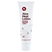 Kem Massage Aloe Heat Lotion - Giảm đau cơ, khớp, tăng tuần hoàn 113g