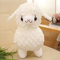 Thú Bông Cừu Trắng Quà Tặng Độc Lạ Siêu Đáng Yêu