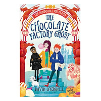 The Dundoodle Mysteries: The Chocolate Factory Ghost