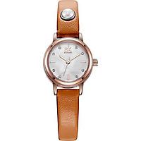 Đồng hồ nữ chính hãng Shengke K8011L-05 Nâu