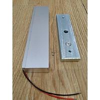 2 ổ khóa nam châm điện dành cho nhiều loại cửa