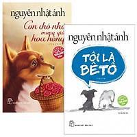 Combo Con Chó Nhỏ Mang Giỏ Hoa Hồng + Tôi Là Bêtô (Bộ 2 Cuốn)