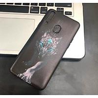 Ốp silicon in hình 3D cho SamSung Galaxy A20s