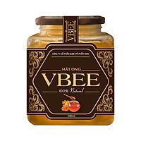 Thực Phẩm Chức Năng Mật ong hoa rừng Tây Bắc VBEE 500ml