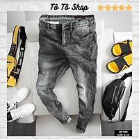 Quần Jean Nam Đẹp️️ Quần Bò Nam Mẫu Mới Chất Liệu Denim Cao Cấp Thời Trang Chuẩn Hàng Shop Tô Tồ Shop - QJN65