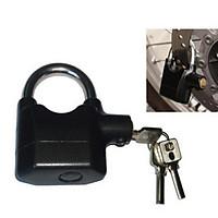 Ổ khóa báo động chống trộm có còi báo 206510 (đen)