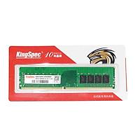 Ram KINGSPEC 4G -DDR4 2400 Cho Desktop - Hàng chính hãng