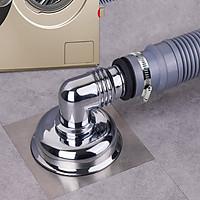 Bộ thoát nước máy giặt, thoát nước thải kiêm chống mùi hôi, ngăn côn trùng trào ngược MH3111