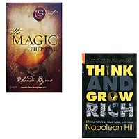 Combo The magic Phép màu + 13 nguyên tắc nghĩ giàu làm giàu