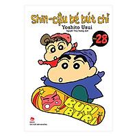 Shin - Cậu Bé Bút Chì - Tập 28 (Tái Bản 2019)