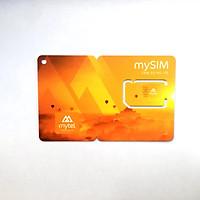 Sim 4G Myanmar 15 ngày, 10GB Data tốc độ cao