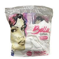 Bông Tẩy Trang Bella Cotton Premium 500 Miếng