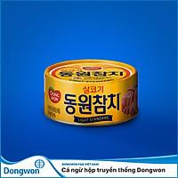 Cá ngừ hộp truyền thống Dongwon