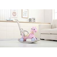 Ngựa bập bênh đa năng kiêm xe chòi chân và xe đẩy cho bé Toys House WM19033, hàng chính hãng cho bé