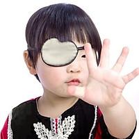 Kids Silk Pirate Eye Patch Eyeshade for Amblyopia Lazy Eye