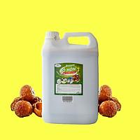 Enzyme Bồ Hòn Siêu Đậm Đặc - Nước rửa tay - Nước rửa chén bát đa năng dung tích (5L)