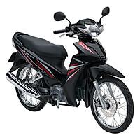 Xe Honda Blade 2018 - Phanh Cơ, Vành Nan Hoa