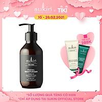 Kem dưỡng ẩm dành cho nam Sukin For Men Facial Moisturiser (Pump)