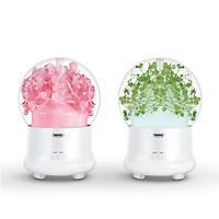 Máy Phun Sương Xông Tinh Dầu Đèn LED Nhiều Màu Flower, Máy Khuếch Tán Tinh Dầu Cao Cấp Thế Hệ Mới, Máy Đuổi Muỗi Xông Tinh Dầu Hiệu Quả Cao (Nhiều Màu)