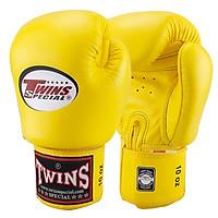Găng Tay Boxing và Muay Thai Twins Special 10oz - Vàng
