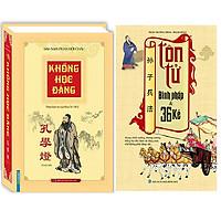 Combo Tôn Tử Binh Pháp Và 36 Kế (Bìa Mềm)+Khổng Học Đăng Trọn Bộ (Theo Bản In Của Khai Trí 1973)