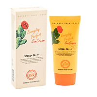 Kem chống nắng everyday perfect sun cream SPF 50+ PA+++ - The Nature Book